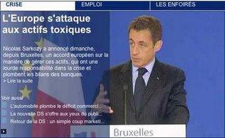 Sarkozy est-il un