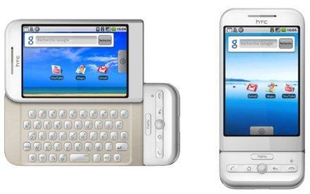 HTC Dream Android chez SFR