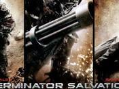 Terminator (Renaissance) L'affiche bande-annonce.