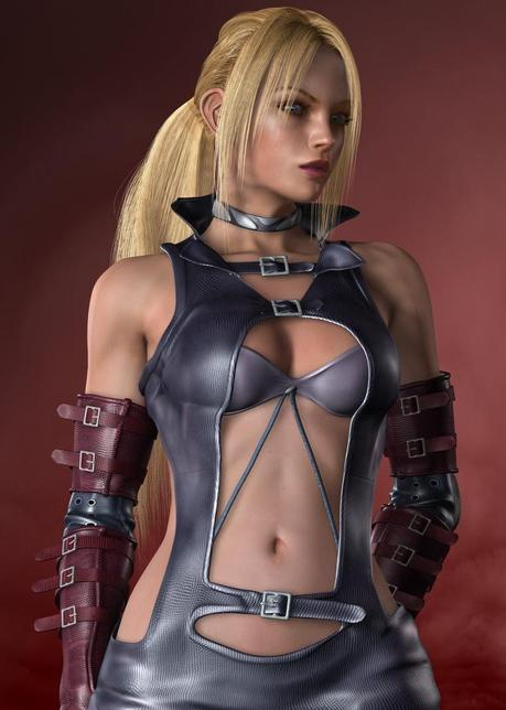 Nina de Tekken que lon aimerait avoir en vrai