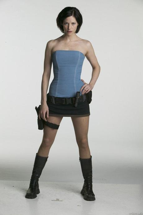 Jill Valentine de Resident Evil