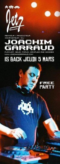 Joachim Garraud @ Jet7 (05-03-09)