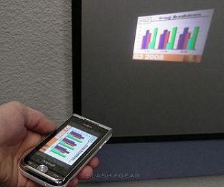 Les pico-projecteurs arrivent sur nos mobiles