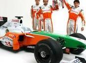 Adrian Sutil vise points avec Force India