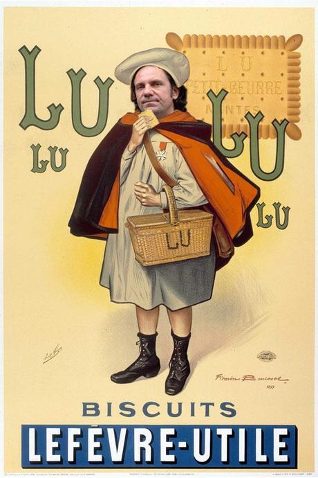 Rions avec Fredéric Lefebvre; le meilleur d'entre eux!