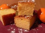 gâteau l'orange