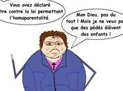 L'avis autorisé Christine Boutin contre l'homoparentalité