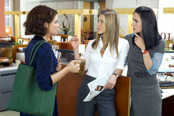 Ginnifer Goodwin, Jennifer Aniston et Jennifer Connelly. Metropolitan FilmExport