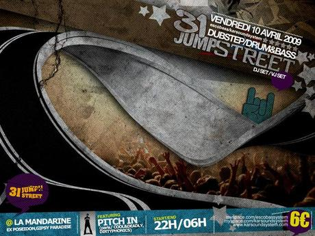 31 Jump Street Karsoundsystem & Escobass