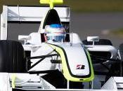 Barcelone, jour Jenson Button s'empare meilleur temps