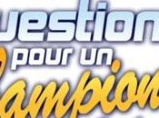 QUESTIONS pour CHAMPION ligne!