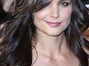Katie Holmes longs cheveux