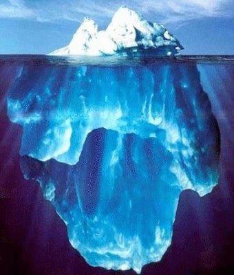 L'iceberg Silvio Berlusconi