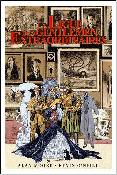 La ligue des gentlemen extraordinaires