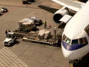Aéroport cargo