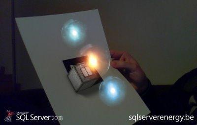 Microsoft SQL Server 2008 : testez la réalité augmentée avec votre webcam