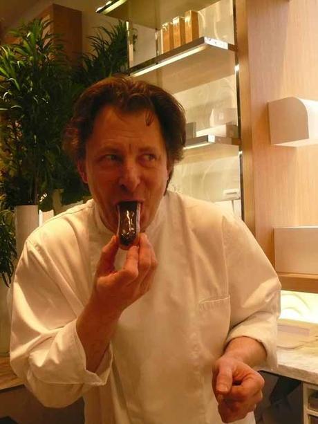 Jacques Genin - Chocolatier