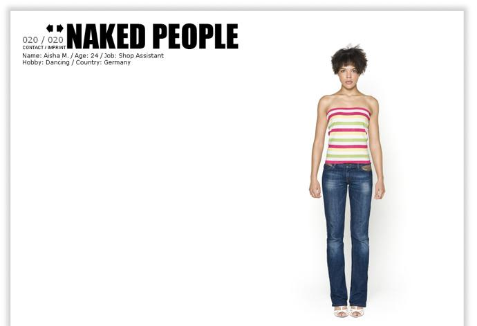 [Site + photo + nu] Naked People