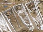 sépultures Moyen mises jour Seine-Saint-Denis