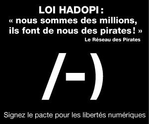 """""""Il va faire tout Noir"""" RRRrrr HADOPI"""