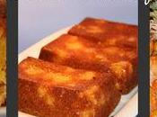 Petits cakes l'ananas frais