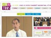 Lyceepourtous.fr expérience consultative participative autour réforme lycée