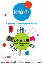 Affiche du salon Planète Durable