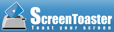 screentoaster ScreenToaster supporte YouTube et le format mov