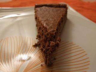 Moelleux au chocolat ou comment la brebis et la chataigne donnent la fièvre au chocolat...