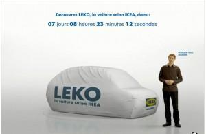 Ikea Leko