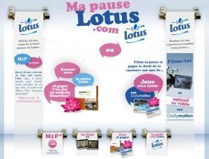Lotus - mérite une pause