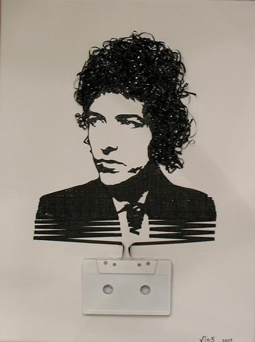 Ghost in the Machine: Bob Dylan par iri5