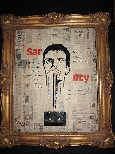 Ghost in the Machine: Ian Curtis par iri5