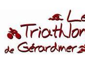 Nouvelle formule nouvelle distance pour 21ème Triathlon Gérardmer, septembre 2009.
