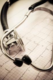sthetoscope et ECG