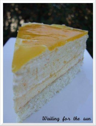 ≈ bavarois mangue orange  ≈