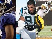 Miettes Vendredi: Plaxico Burress, Julius Peppers, Marvel Smith plus...