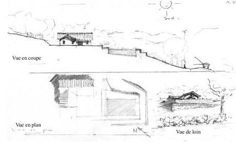 Construire une piscine dans un jardin en pente lire for Construction piscine sur un terrain en pente
