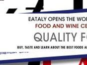 Eataly: produits alimentaires qualité pour tous