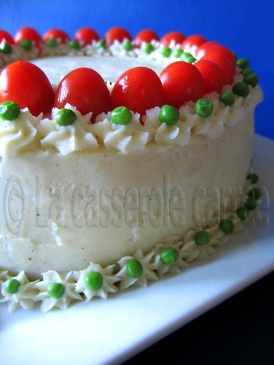 gâteau du poisson d'avril - paperblog