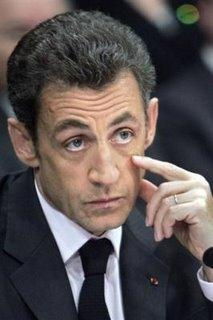 Sarkozy se prépare à un G-vain à Londres