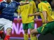 France Lituanie Ribéry Gignac décisifs (1-0)