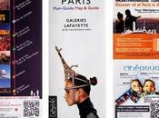 Code exemplaires plan Paris Galeries Lafayette