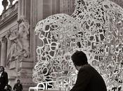 Jaume Plensa devant Grand Palais Paris 2009