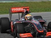 McLaren dans Sepang
