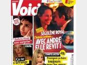 """""""Voici"""" étale nouveau privée Ségolène Royal"""