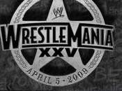 Wrestlemania carte officielle