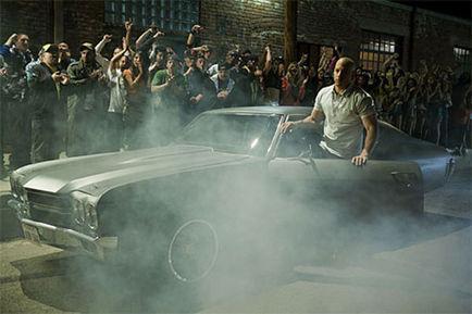 Fast ans Furious 4 écrase les chiffres !!!!