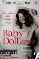 Baby Doll de Tennessee Williams au Théâtre de l'Atelier