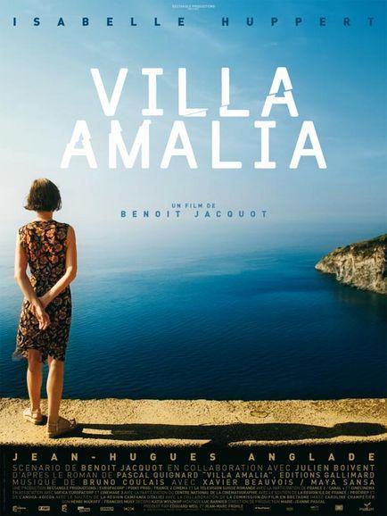 Villa amalia : Huppert, magnétique